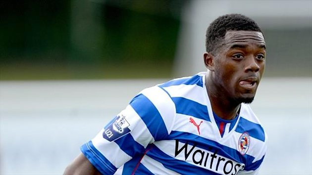Reading striker Gozie Ugwu has linked up with Shrews on loan until January
