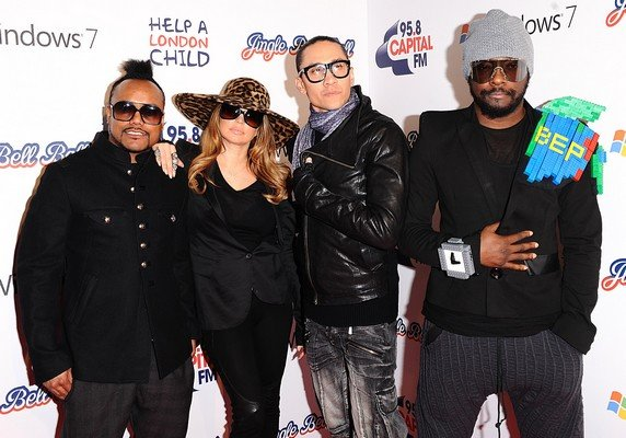 Black Eyed Peas : The Black Eyed Peas : pas de nouvel album avant 2013/2014