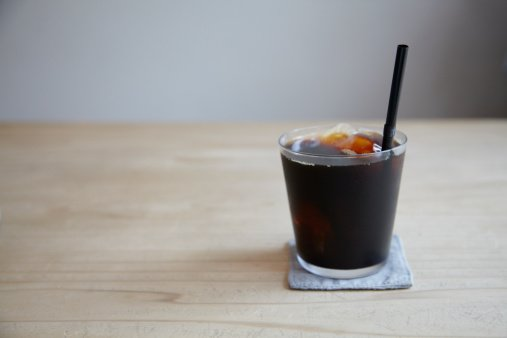 Drink Cold Brew Iced Coffee