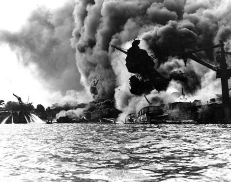 Pearl Harbor Attack Timeline