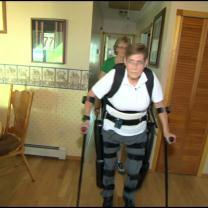 Health Watch: FDA Approves Device That Helps People Walk