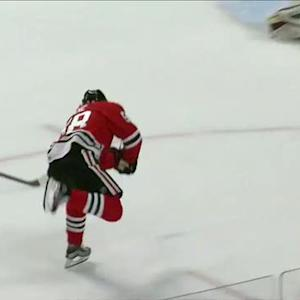 Keith's stretch pass leads to a Kane snipe