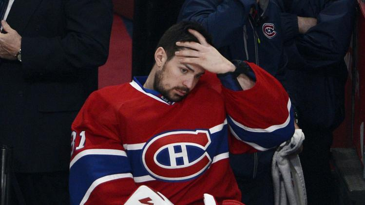 Canadiens fall 7-2 to Rangers, as everything goes wrong in seri…