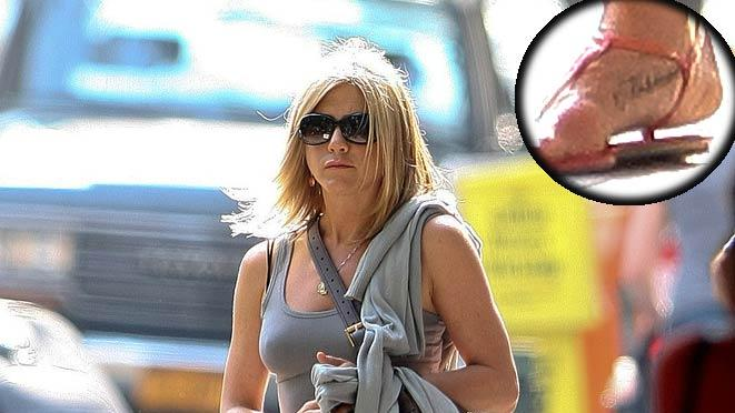 Jennifer Aniston Errands InNY