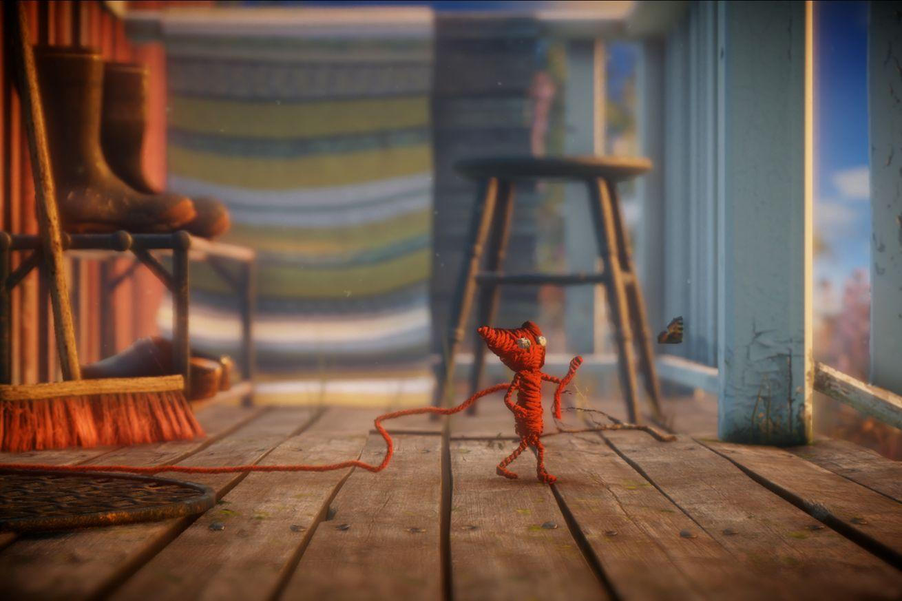 Unravel review: a heartwarming mix of challenge and charm