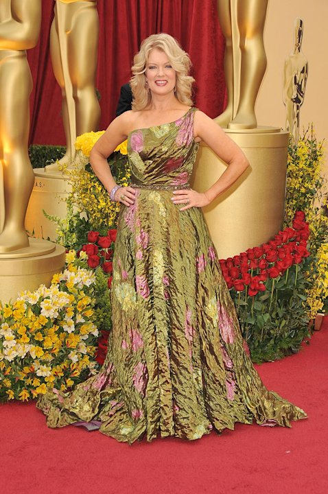 Mary Hart arrives at the 81st Annual Academy Awards held at The Kodak Theatre on February 22, 2009 in Hollywood, California.