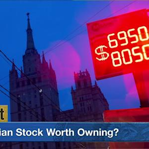 The Number One European Stock to Own in 2015 Is...From Russia?