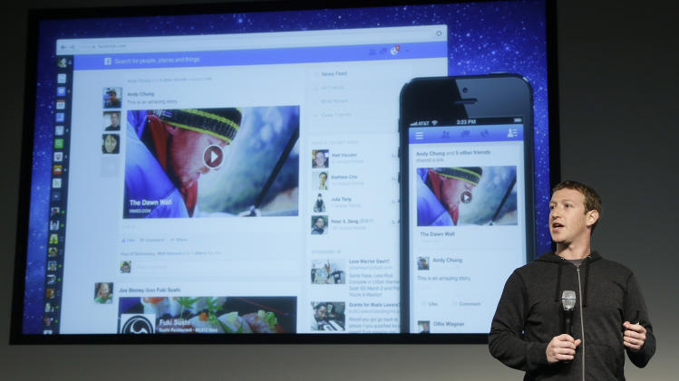 Facebook tries to stay hip with jazzier News Feed