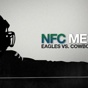 NFC Men: Eagles vs. Cowboys