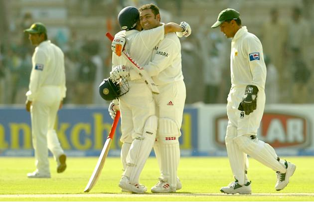 Pakistan v India - First Test Match, Day 1