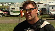 Boonstock organizer Colin Kobza started the music festival eight years ago.