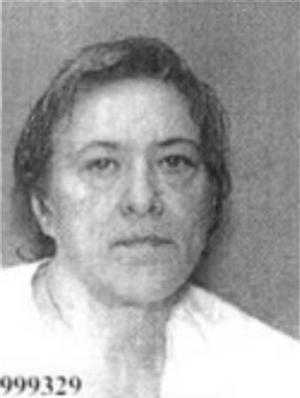 Texas Department of Criminal Justice photo of Suzanne Margaret Basso