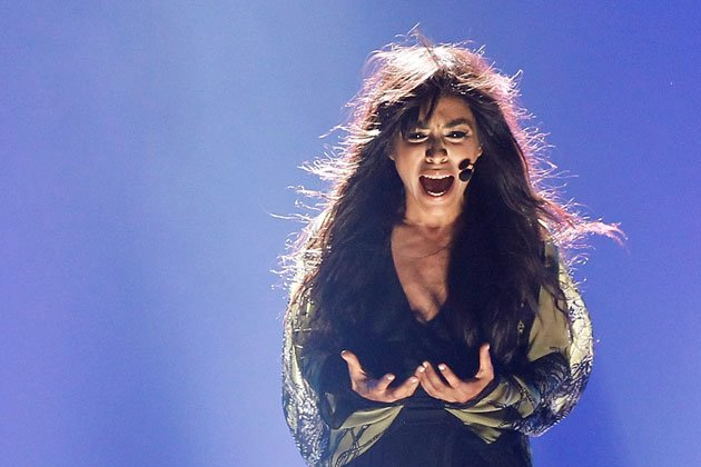 Loreen (Schweden) hat den ESC 2012 gewonnen! (Foto: Getty Images)