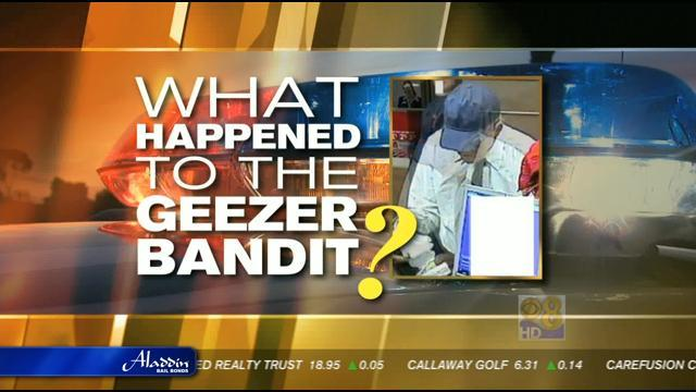 New theory on Geezer Bandit's true identity
