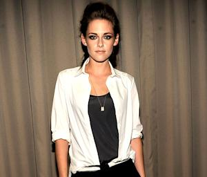 "Kristen Stewart: Going Topless in On The Road Was ""Not a Big Deal"""