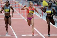 Star denied PB by incompetent officials (Yahoo!7)