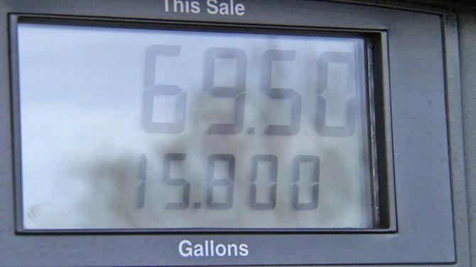 OC gas prices up 56 cents, AAA says