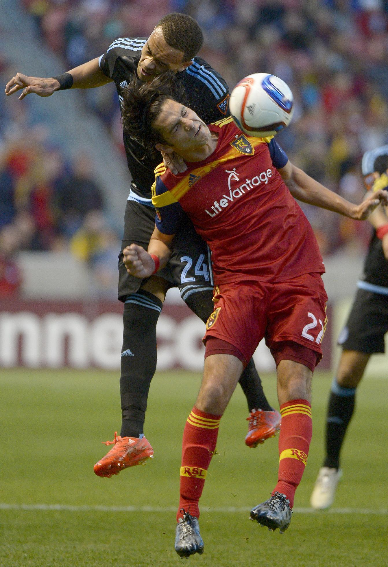 Real Salt Lake extends NYCFC's winless streak to 10 games
