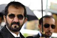 Sheikh Mohammed outlaws steroids for UAE horse sports