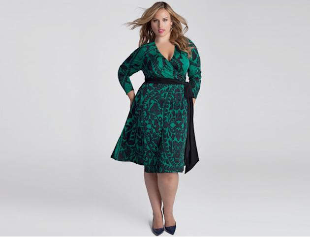 The Plus-Size Dress That Makes You Look Radiant
