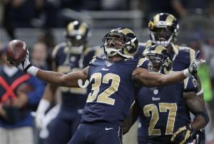 Zuerlein's 4 FGs lead Rams over Seahawks 19-13