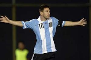 Lionel Messi: World Cup arrives at a good time for Argentina