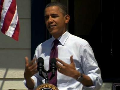 Obama calls for refinancing program