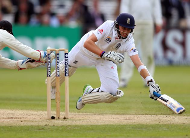 England v New Zealand: 1st Investec Test - Day Three