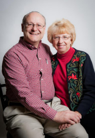 SIM missionary Nancy Writebol and her husband David are pictured in this undated handout photo courtesy of InChrist Communications. Two Americans infe...