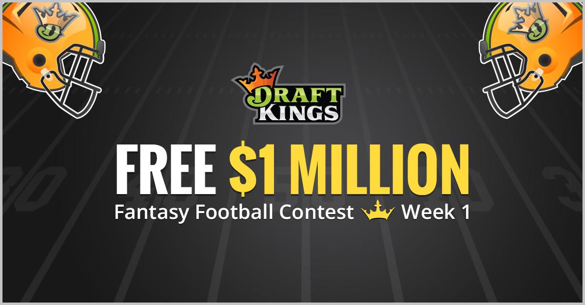 $1 Million Daily Fantasy Football Contest