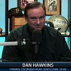 Dan Hawkins on the Iron Bowl