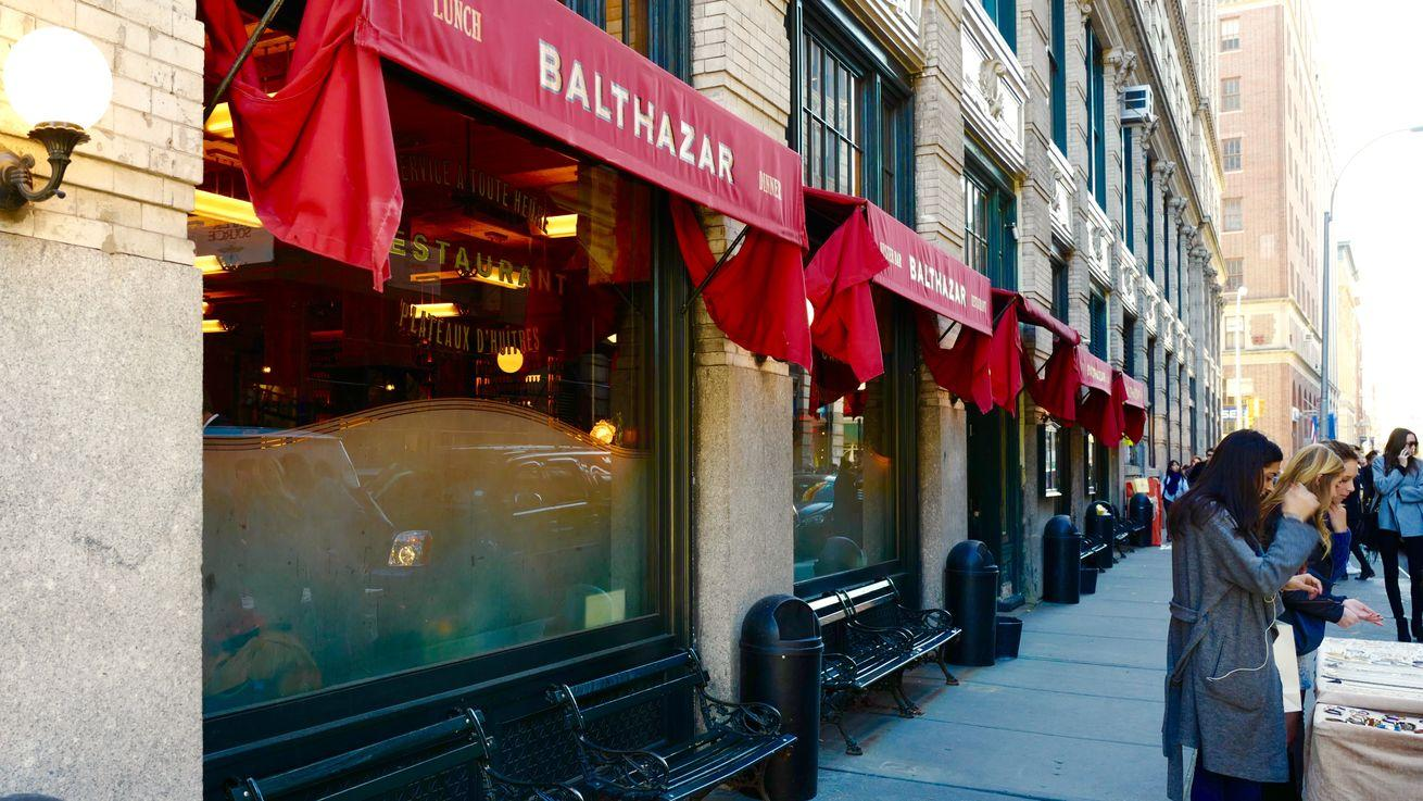 Balthazar Loses its Scaffolding, Maple Gets Reviewed, and More Intel