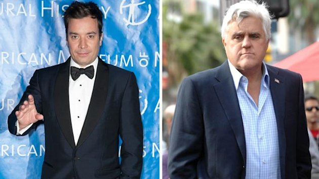 Jimmy Fallon to Replace Jay Leno? (ABC News)