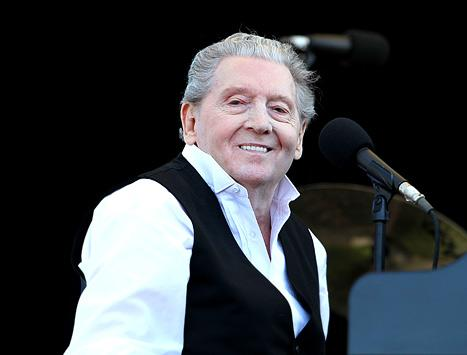 Jerry Lee Lewis, 76, Weds for Seventh Time to Cousin's Ex-Wife