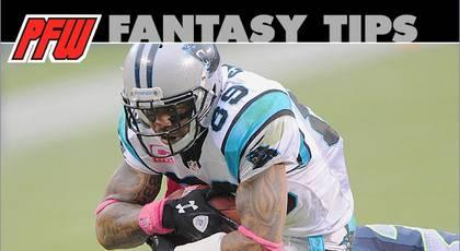 Panthers' Smith a smart Week 11 play