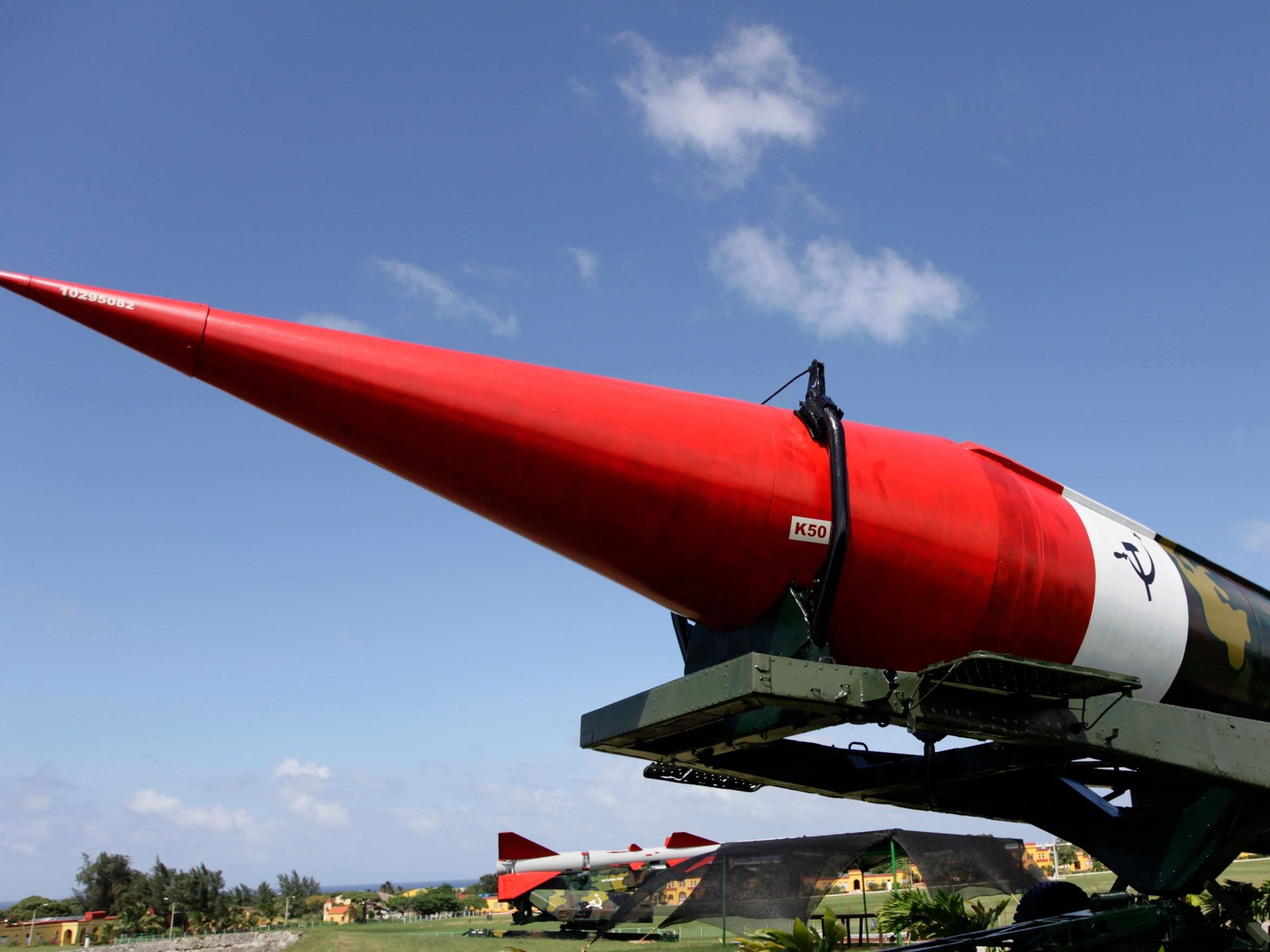Russia is risking 'lowering the nuclear threshold'