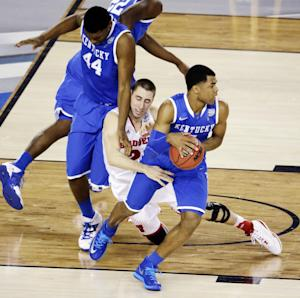 Young proves to be unsung hero in Kentucky win