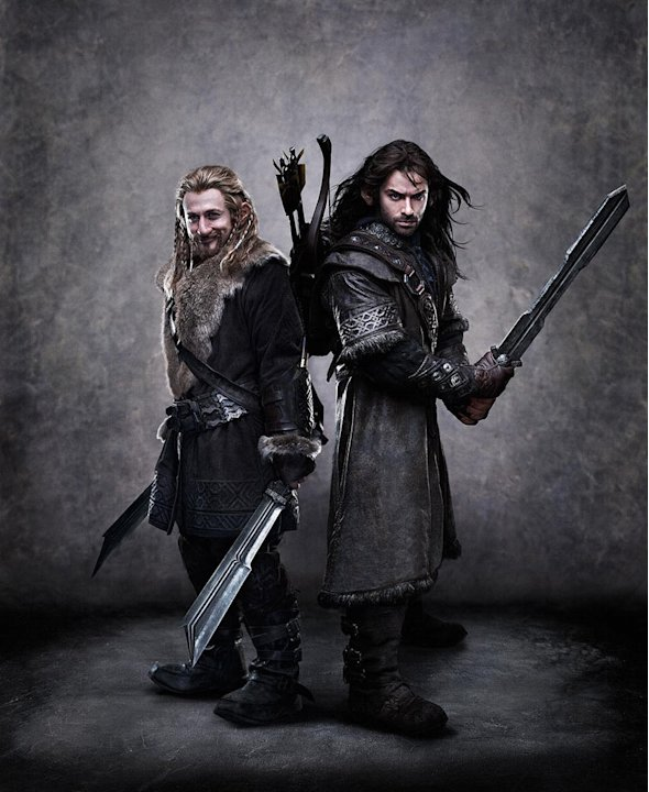 The Hobbit An Unexpected Journey New Line Cinema 2011 Dean Ogorman Aidan Turner