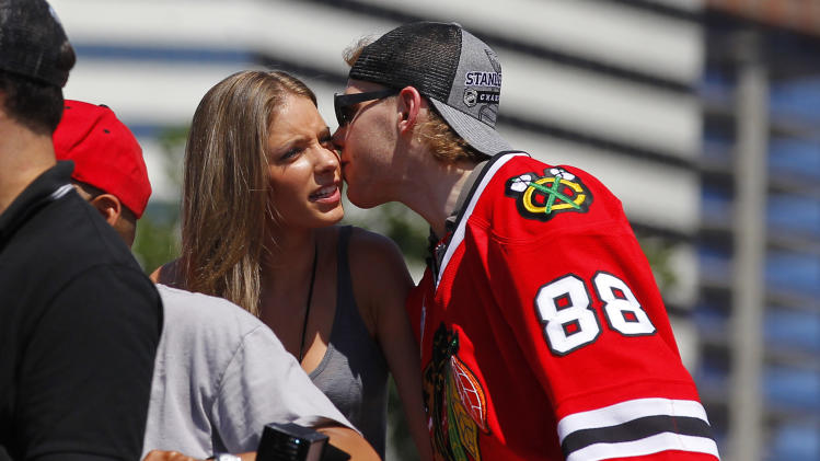 NHL: Chicago Blackhawks Championship Celebration