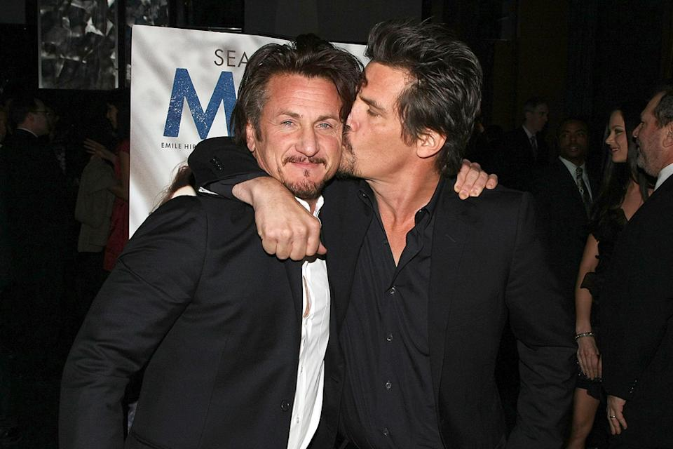 2008 New York Film Critic's Circle Awards Sean Penn Josh Brolin