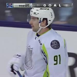 John Tavares Goal on Marc-andre Fleury (19:00/2nd)