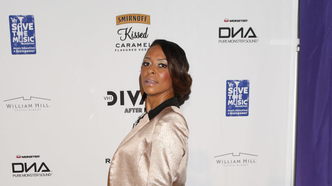 Tiffany Cambridge attends the VH1 Divas After Party to benefit VH1 Save the Music Foundation presented by William Hill Estate Winery, Raymond Weil and Monster DNA Headphones, on Sunday December 16, 2012 in Los Angeles. (Photo by Todd Williamson/Invision for VH1/ AP Images)