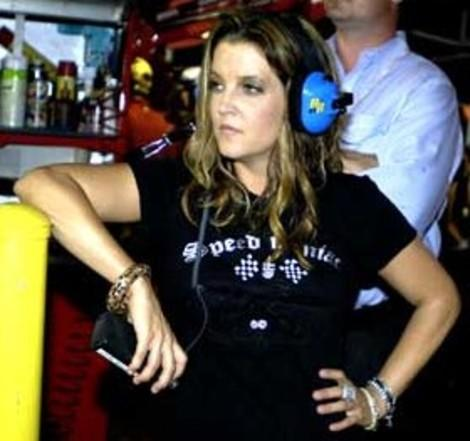 Lisa Marie Presley Worked on a Fish Truck -- Other Weird Celeb Jobs