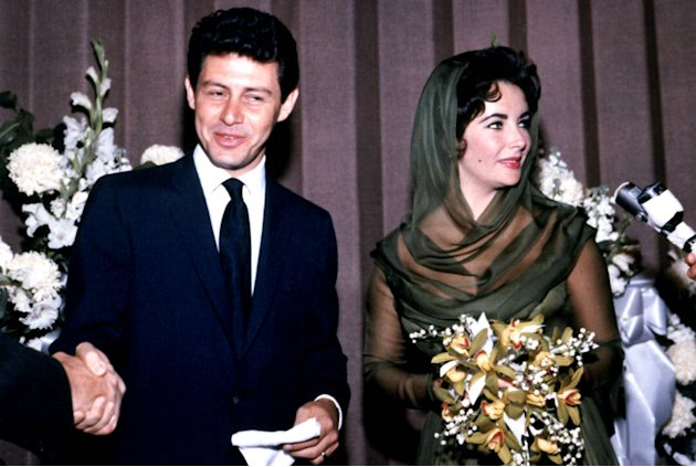 Marrying Eddie Fisher, 1959