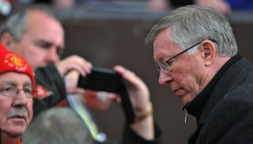 Sir Alex Ferguson has brushed off talk of a new order in English football