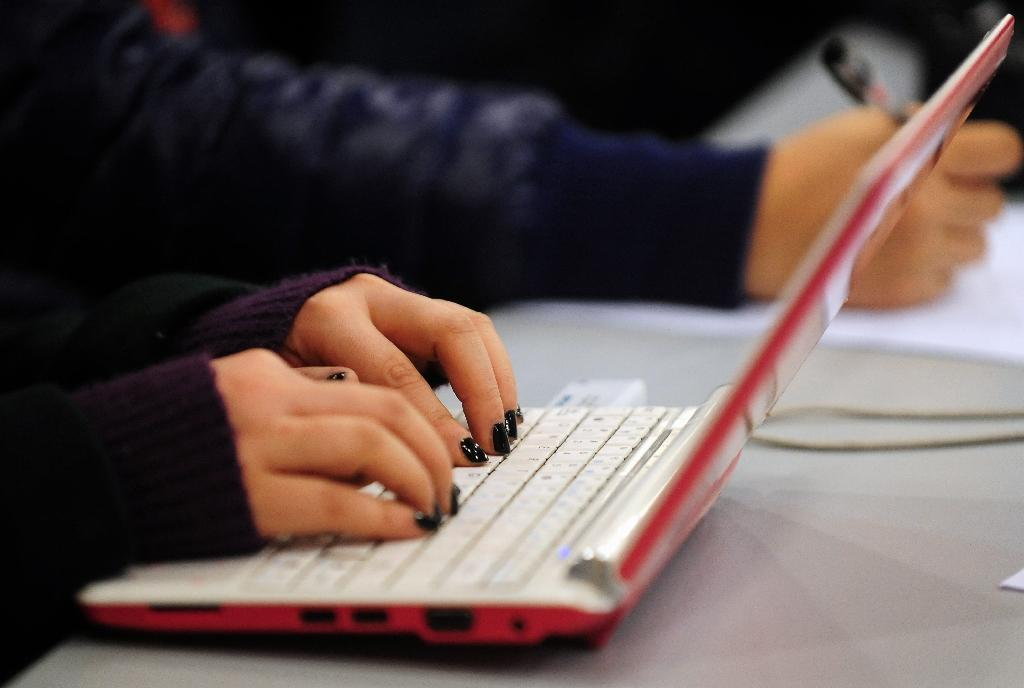 Quebec school uses software to teach French