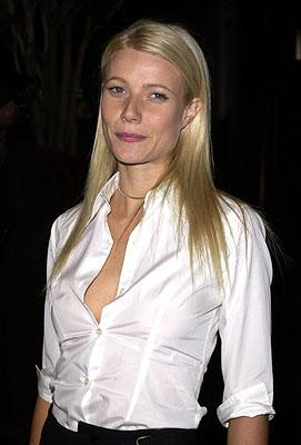 Gwyneth Paltrow at the Los Angeles premiere of Guy Ritchie 's Snatch (1/18/2001) Photo by Steve Granitz/WireImage.com