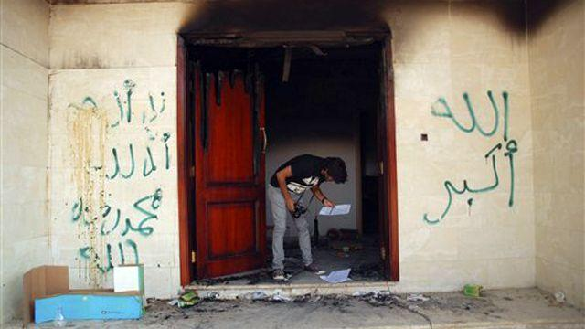 Report: Egyptians arrest suspect linked to Benghazi attack