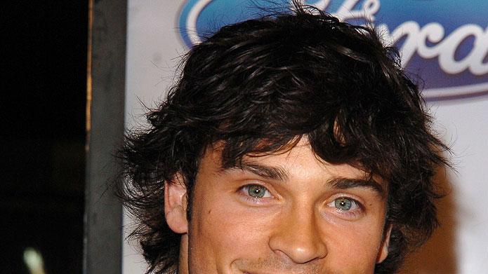 "Tom Welling at the Premiere of ""Ocean's Twelve."""