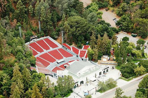 Here Are LA's Modest Makeover Plans For the Greek Theatre